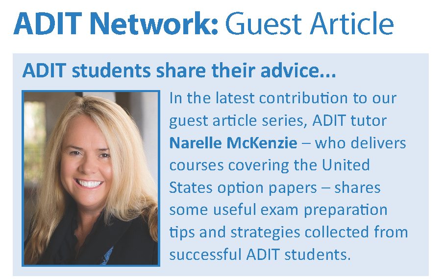 ADIT Network: Guest Article by Narelle MacKenzie